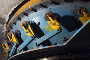 Hydroelectric-Texon Close Up hinges