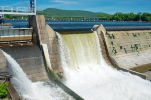 Hydroelectric-Holyoke Dam