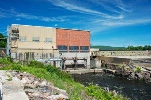 Holyoke Dam Powerhouse